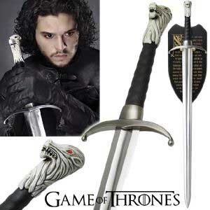 the official long claw game of thrones sword world of swords. Black Bedroom Furniture Sets. Home Design Ideas