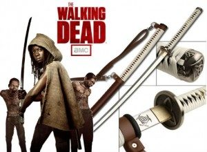Walking Dead Sword